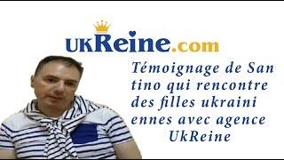 Témoignage de Santino qui rencontre des filles ukrainiennes avec agence UkReine(, 2015-11-02T02:40:21.000Z)