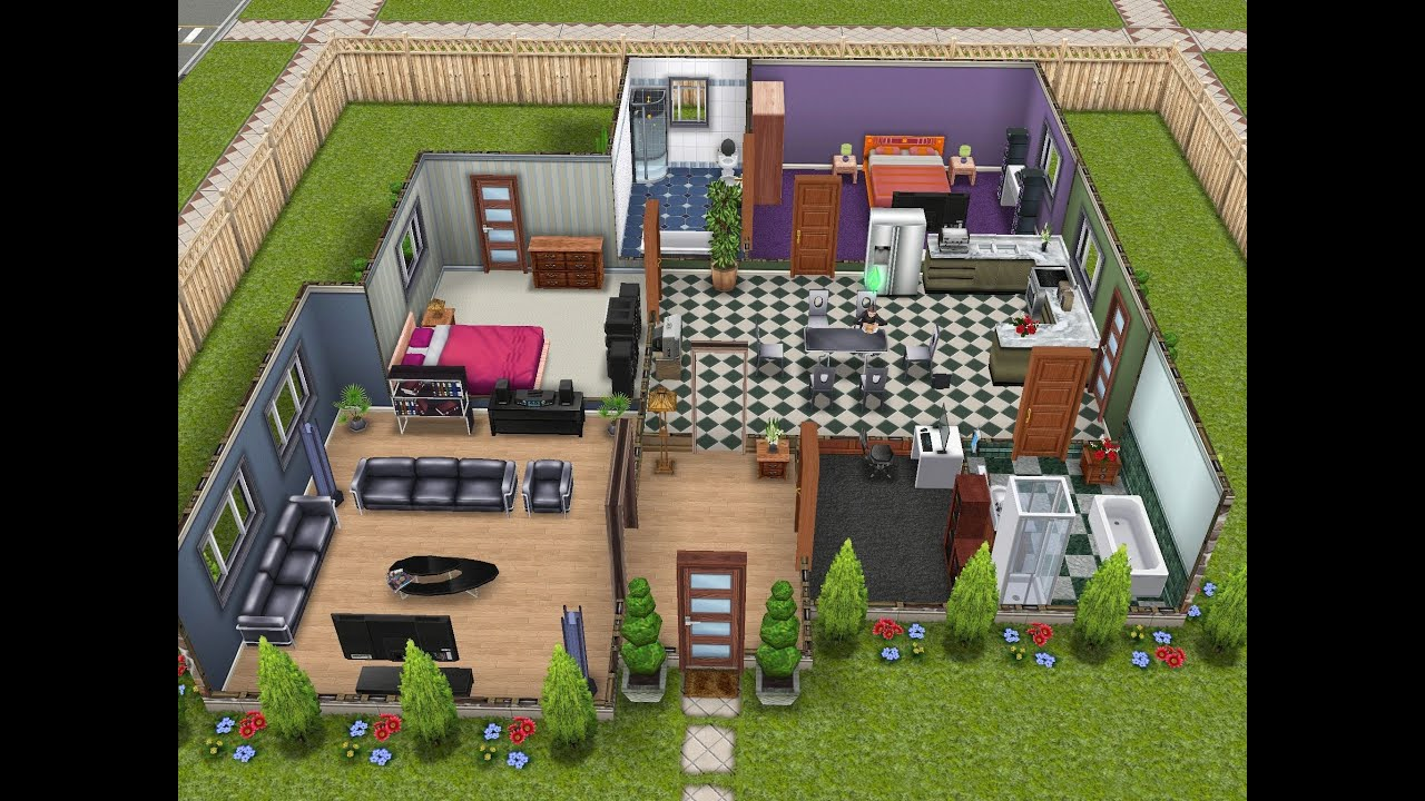 Emejing Sims Freeplay Homes Designs Pictures - Interior Design ...