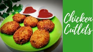 How to make Chicken Cutlets/Tips to make perfect cutlets