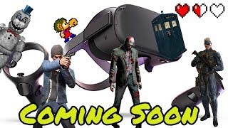 Games Coming Soon To The Oculus Quest! - Part 3
