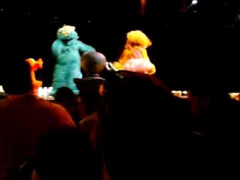 Elmo Makes Music Show Miami '08