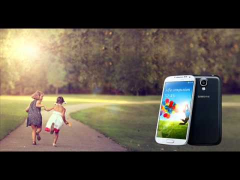 Samsung GALAXY S4 Alarms - Walk in the forest