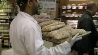 Zabar's Bread Department - Olive Ciabatta