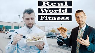 Career Vs. Fitness Goals | Eating For Success