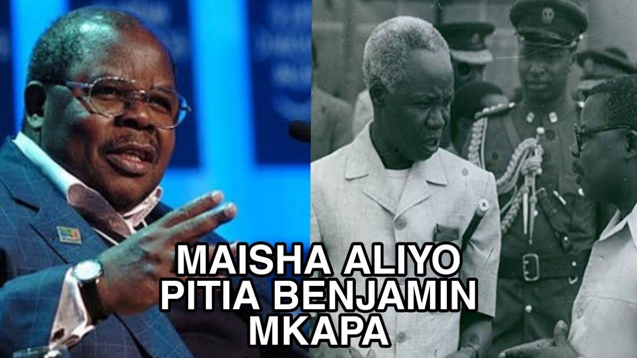 Download Fahamu Historia Ya HAYATI Benjamin Mkapa Na Chanzo Kilichopelekea Kifo Chake