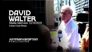 David John Walter 12 10 2018 Court Matter