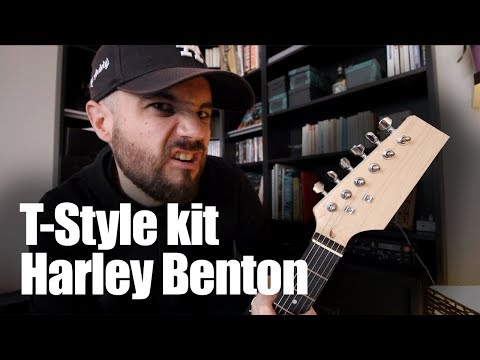 Harley Benton T-Style Kit