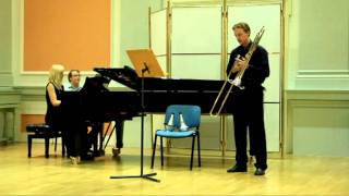 S. Stojowski - Fantasia (trombone: Kurt Neubauer)