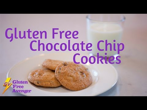 Secrets to Great Gluten Free Chocolate Chip Cookies