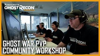 Tom Clancy's Ghost Recon Wildlands: Ghost War PVP Community Workshop | Ubisoft [US]