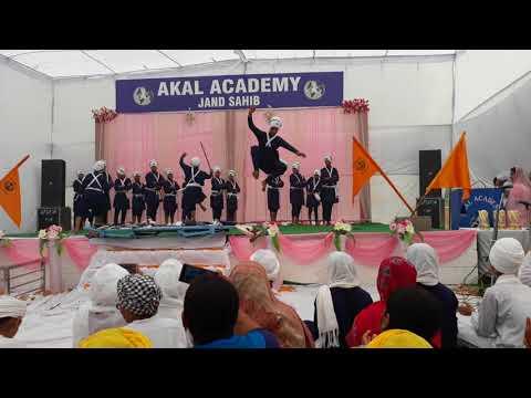 Gurpurab function 2017. Akal Academy Jand Sahib.