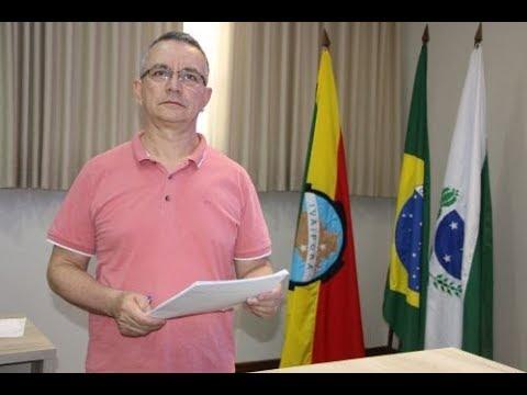 IVAIPORÃ   Claudeney Martins, chefe do Departamento de Saúde   Epidemia de Dengue