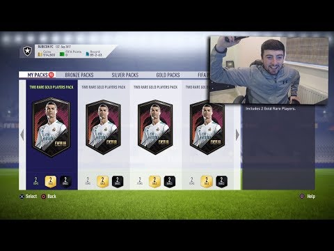 FIFA 18 | 90x TWO PLAYER PACKS 😱 THE BEST PACKS ON THE GAME?! 🔥