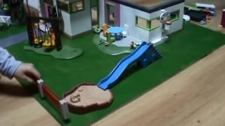 maison moderne de luxe playmobil présentation