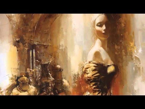ROMAN GARASSUTA Russian painter &  Paul Mauriat / Isadora