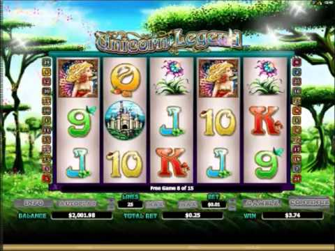 Spiele Unicorn Legend - Video Slots Online