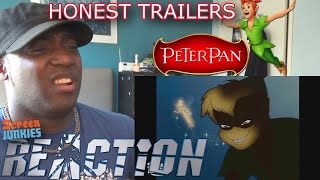 Honest Trailers - Peter Pan (1953) - REACTION!