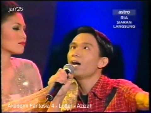 Akademi Fantasia 4 - Lotter - Azizah
