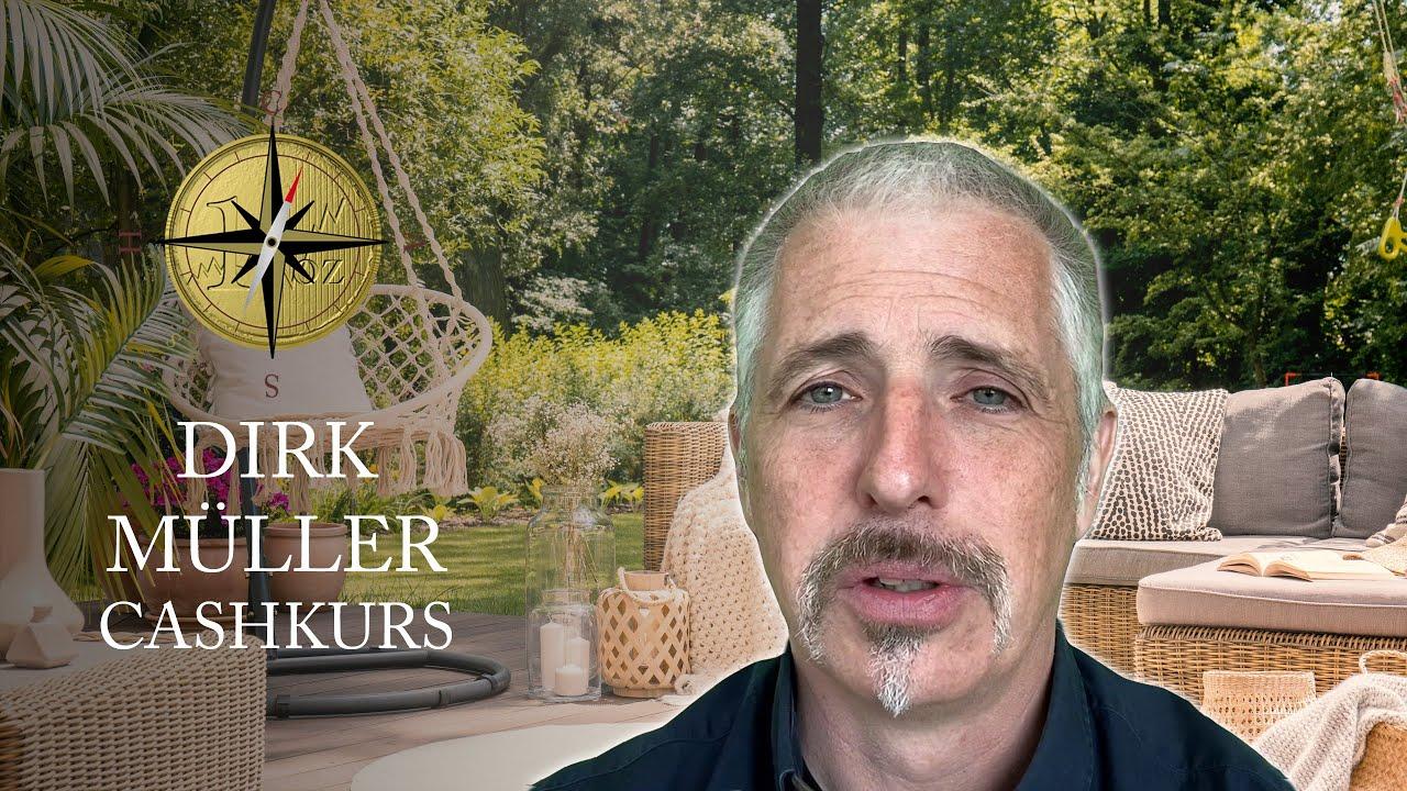 Dirk Müller - Zwangspause ist eine riesige Chance