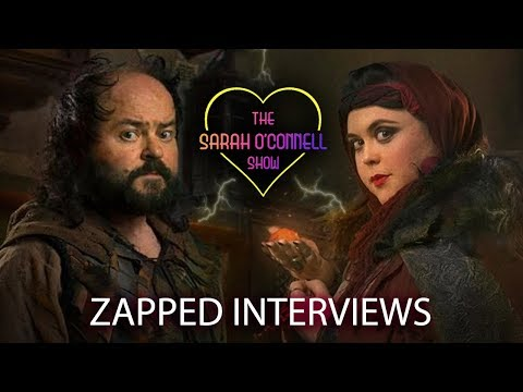 Zapped Series 3 s  Sharon Rooney & Ken Collard!