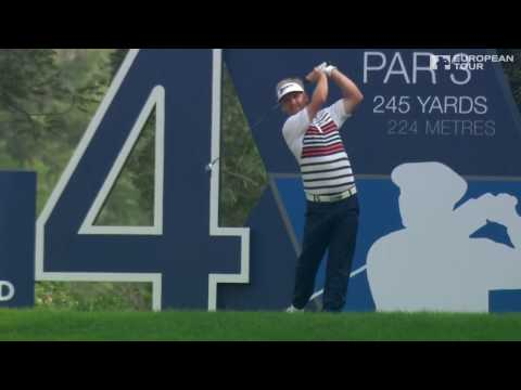 Shots of the Week - DP World Tour Championship 2016