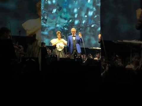 Vivo Por Ella Andrea Bocelli Sandy Videoclip Director