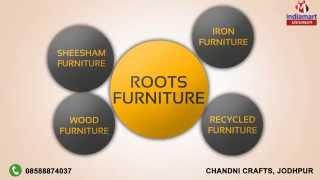 Wooden & Iron Furniture By Chandni Crafts, Jodhpur
