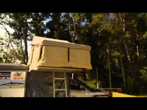 & Yulara Roof Top Tent - YouTube