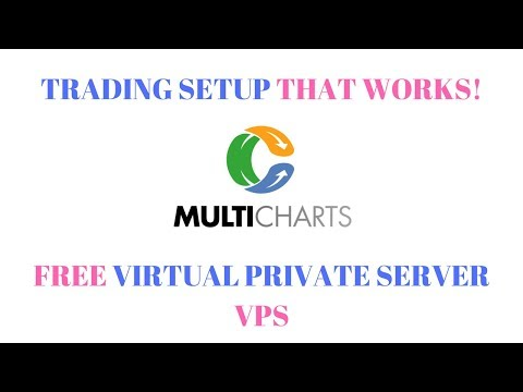 Real Working Trading Setup with FREE Forex VPS