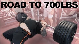 """585LBS"" BENCH"" 