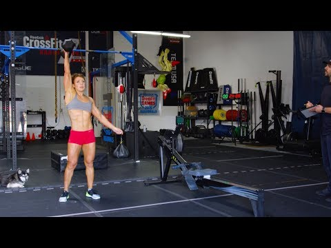 Nicole Carroll's Tips and Demo for Open Workout 18.1