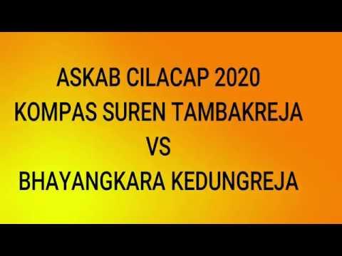 KOMPAS SUREN TAMBAKREJA VS BHAYANGKARA KEDUNGREJA ASKAB CILACAP U 17 TAHUN 2020           #sepakbola