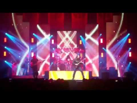 Dream Theater - A New Beginning -  Live in Teatro Caupolican Santiago de Chile 2016