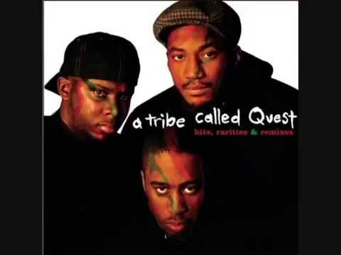 A Tribe Called Quest - Can I Kick It? With Lyrics