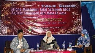 Talkshow Immawati DPD IMM DIY | Bagian 1