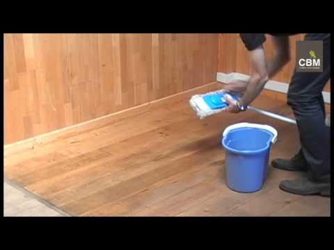 le nettoyant intensif pour parquet huil youtube. Black Bedroom Furniture Sets. Home Design Ideas