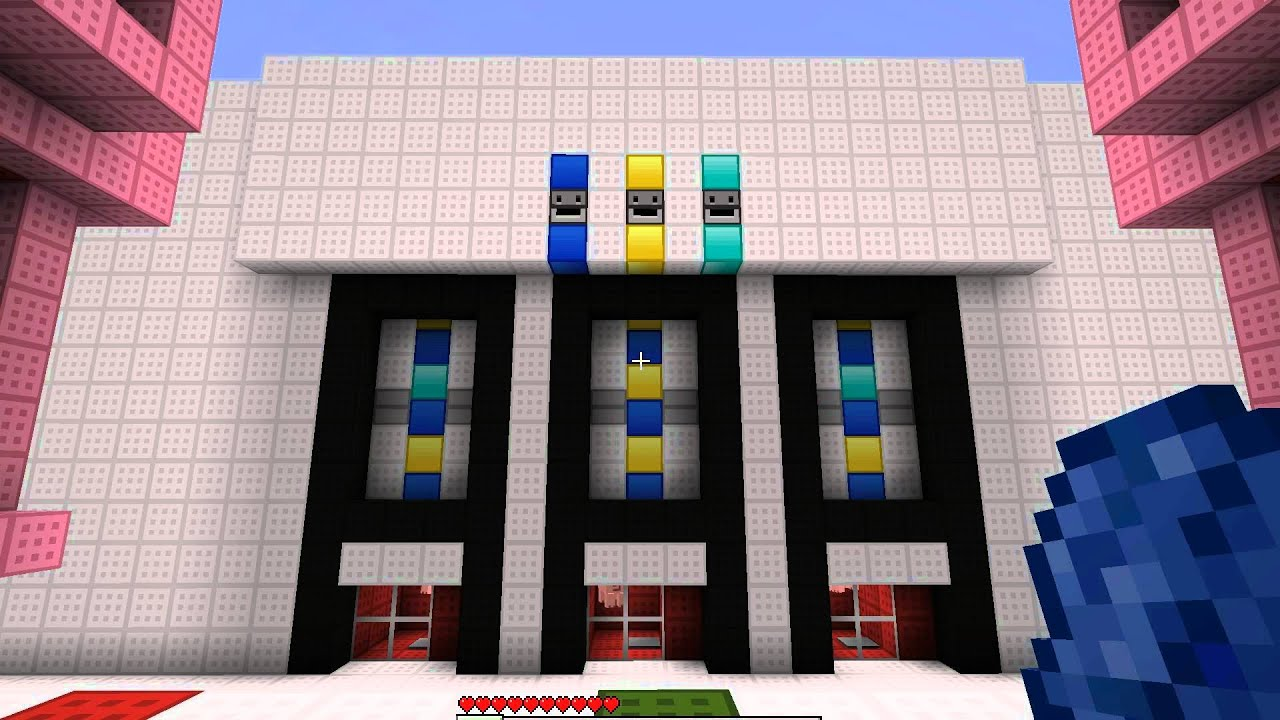 How to make a slot machine in minecraft