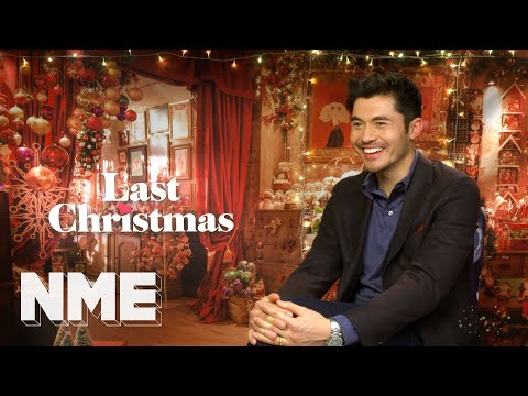 Henry Golding | Christmas Film Quiz