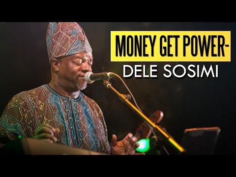Dele Sosimi - Money Get Power (Felabration 2016)