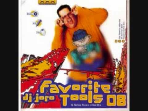 Favorite Tools 08 DJ JORO