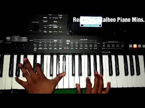 Ghana piano chords ( Foreign Chords progressions)