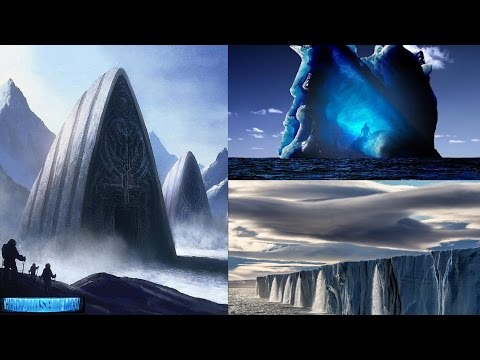 WOW!!! Antarctica Gravity Mystery! The Land Where Water Runs Uphill?!! 2017