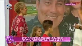 Teo Show (27.07.2018) - Ionut si Doinita Dolanescu,  dupa 11 ani ce casnicie! Partea 5