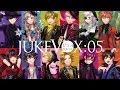 【ライブ告知】JUKEVOX:05 出演者紹介PV!17.5.4東京開催