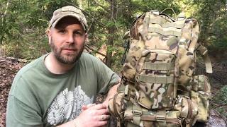 Budget Bugout Bag Option: CVLife 50L Rucksack
