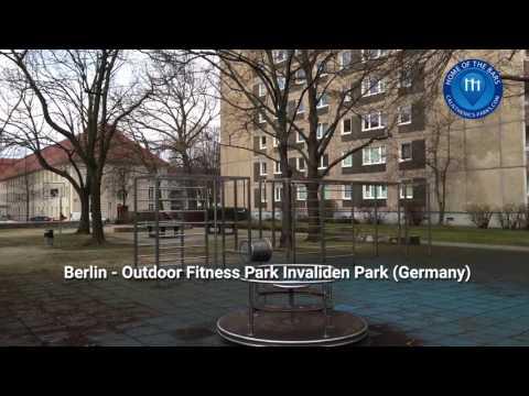 Spot: Outdoor Fitness Park - Berlin - Invalidenpark - Street Workout Spot