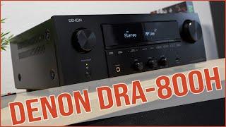 Denon DRA-800H Stereo Receiver