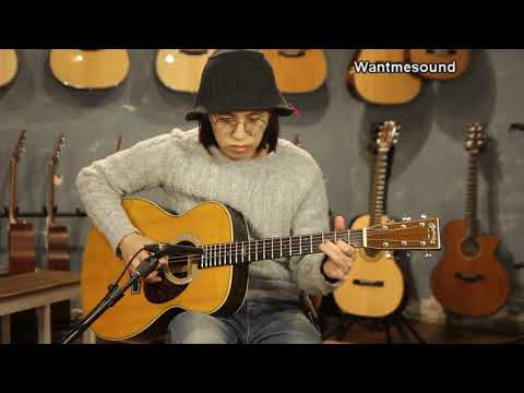 Martin OM-28 John Mayer SignatureEdition 연주 조일건/원미사운드