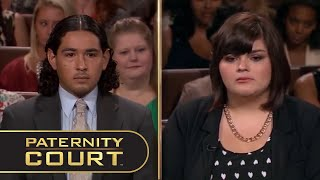 Woman Cheated With One Time Drunken College Fling (Full Episode)   Paternity Court