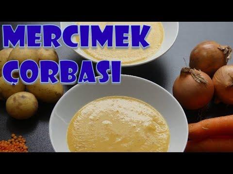 Merçimek Çorbası (Thermomix) | Yemek Tarifi | Türk mutfağı | Ding Dong Mutfağı
